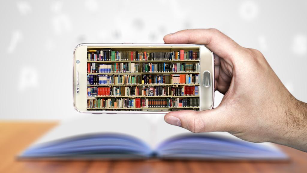 Pokazać jak spory wpływ na edukację będą miały ebooki i audiobooki.